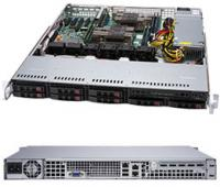 SUPERMICRO SuperServer SYS-1029P-MT (Scalable/1U)