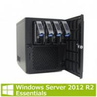 【WinSVR2012R2Esse】NOWing SERVER ES エントリー(E3-1226v3/8G/1Tx2)