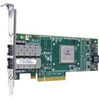 QLogic 16Gb Single Port FC HBA, PCIe Gen3 x4, LC multi-mode optic QLE2672-CK