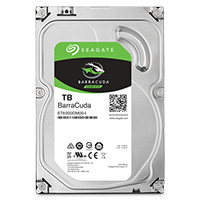 Seagate BarraCuda SATA 500GB 3.5インチ ST500DM009