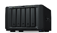Synology DiskStation DS1517+(2GB) 1TBx5搭載 DS1517+(2GB)0505L
