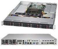 【限定特価】SUPERMICRO SuperServer 1018R-WC0R(E5-2600v4/2U)