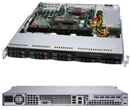 SUPERMICRO SuperServer 1029P-MT B3106 64GB 2TB x4搭載モデル