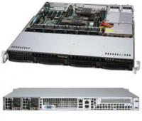 【在庫処分】SUPERMICRO SuperServer 6019P-MTR (Scalable/1U)