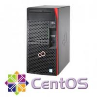 【CentOS】富士通 PRIMERGY TX1310 M3 4GB 500GBx2モデル(Xeon E3-1225v6/タワー)