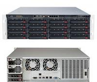 SUPERMICRO SuperStorage 6039P-E1CR16H B3106 128GB 4TB x16搭載モデル