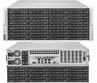 【即納特価】SUPERMICRO SuperStorage 6049P-E1CR36H(Scalable/4U)
