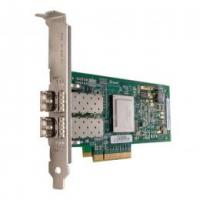 QLogic 8Gb Dual Port FC PCI-E  QLE2562-CK