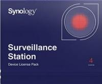 Synology Surveillance Device License Pack(x4)