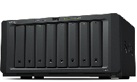 Synology DiskStation DS1817+(2GB) 1TBx8搭載 DS1817+(2GB)0808L