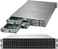 SUPERMICRO SuperServer SYS-2029TP-HTR (Scalable/4ノード/2U)