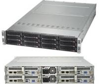 SUPERMICRO SuperServer SYS-6029TP-HTR (Scalable/4ノード/2U)