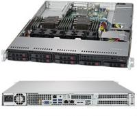 SUPERMICRO SuperServer SYS-1029P-WT (Scalable/1U)