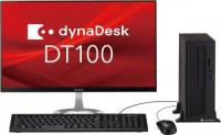 dynaDesk DT100/N(Core i5-8500/8GB/500GB/DVDマルチ/W10P64/OfficePer2019) PE10NBN4MR5CD1